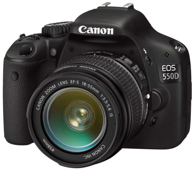 canon 550d фото