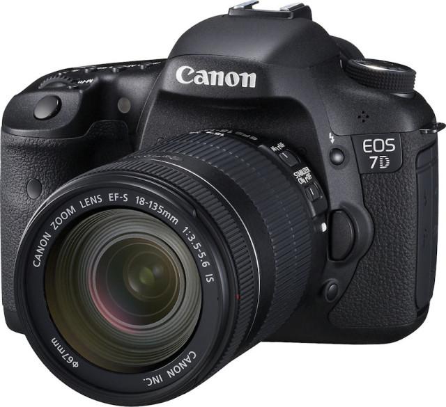 canon 7d фото