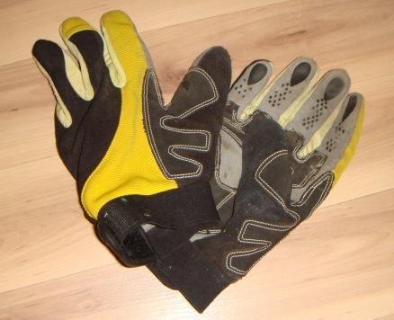 счастливые перчатки
