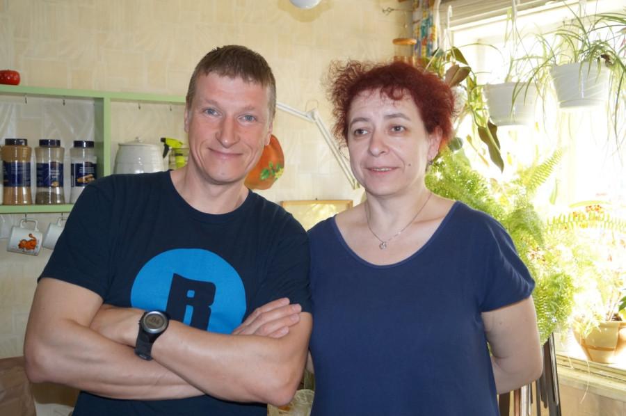 Алексис и Марис
