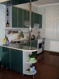Кухня, уборка