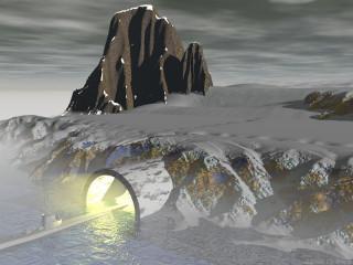 Антарктический Рейх, База 211