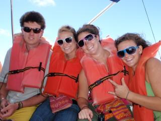 Fun boat rides