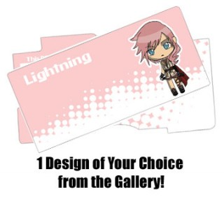 Comes with one Design of you choice from my gallery!
