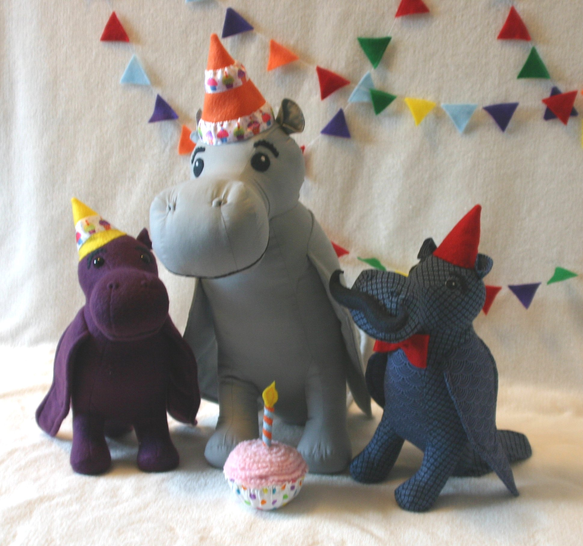 Hippo Birdie Party
