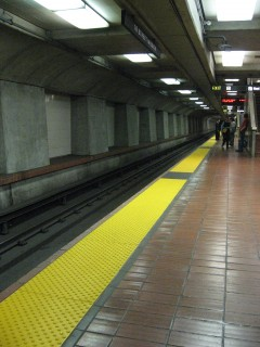 BART: Picture Perfect Setting for the Zombie Apocalypse
