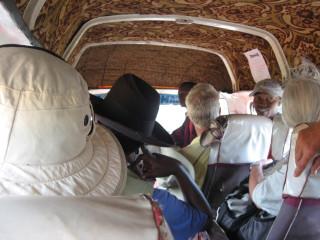 Daladala Ride to Morogoro