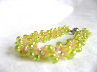 Guest Crafter: Spring Bracelet