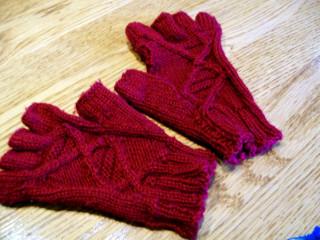 Nerd Gloves