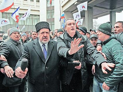Аксенов готовится разжигать межнациональные конфликты. Фото: Собеседник. ру