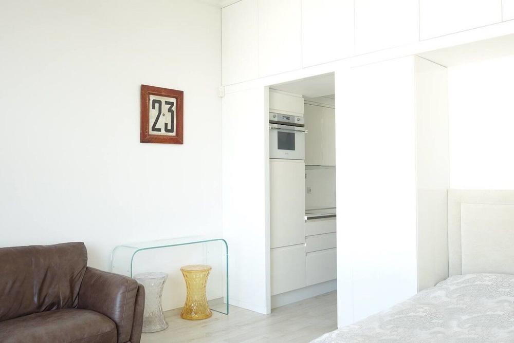 Как обустроить крошечную квартиру (фото)