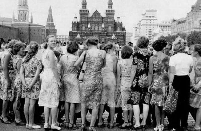 Советские женщины: как в 30 выглядеть на 50