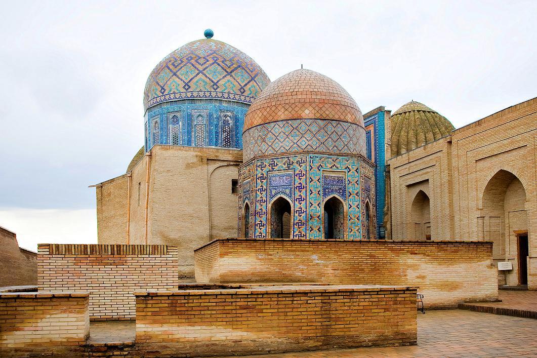 Мечеть_в_Самарканде