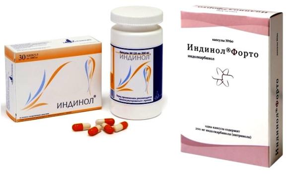 Индол-3-карбинол в препаратах из США и России: показания, применение, цены - Всегда Красива-Я