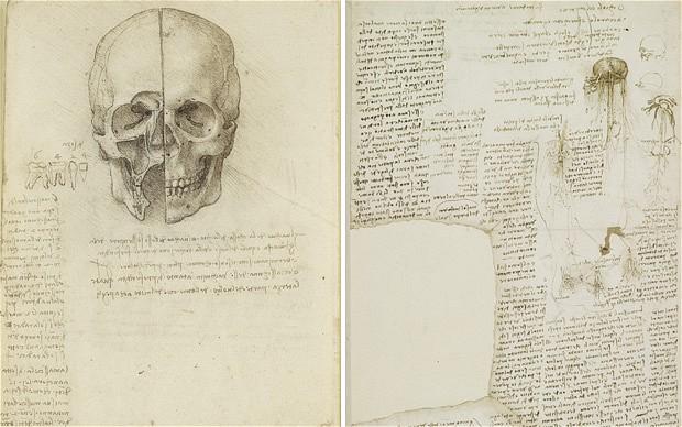 записные книжки Леонардо