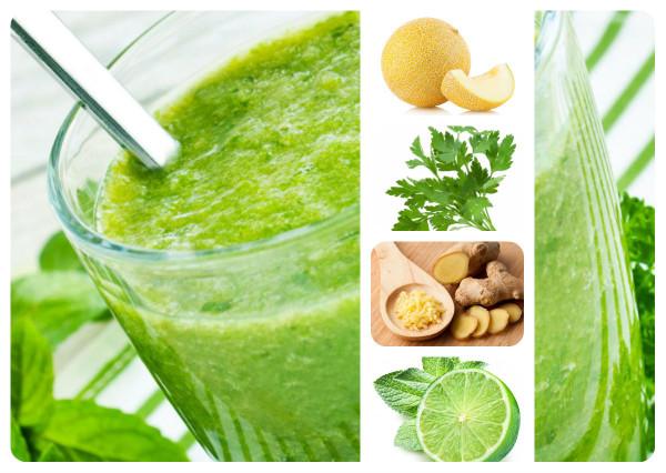 При похудении сок лимона и петрушка