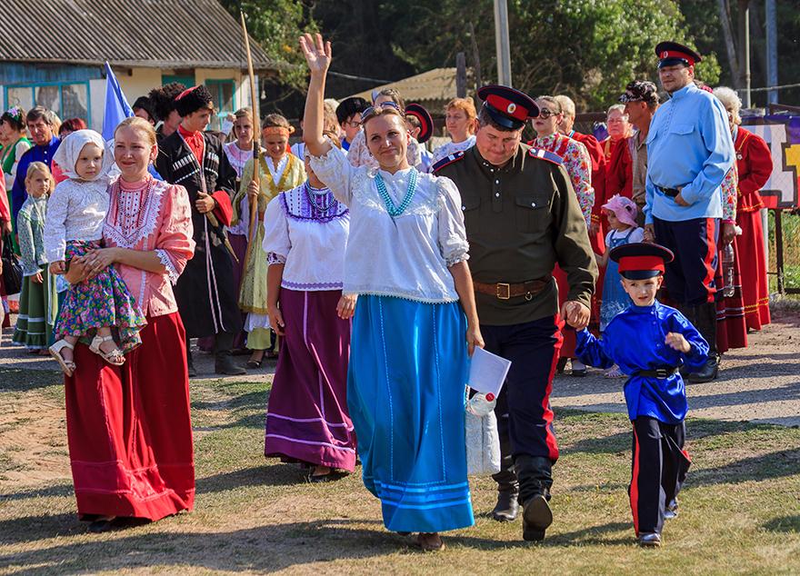 Сарынь на кичку, или На каком языке говорили казаки