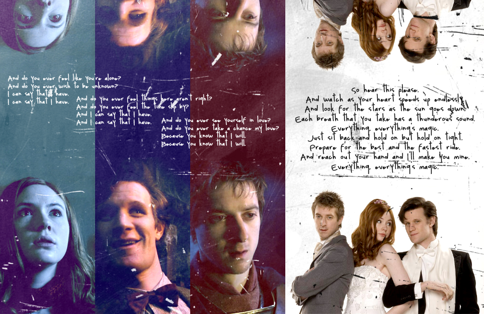 Lyric rory lyrics : Fandom Doctor Who Pictured: Karen Gillan (Amy Pond), Matt Smith ...