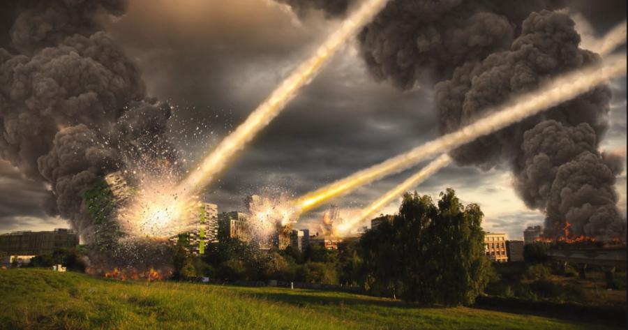 Огонь с небес: Прометей – ночной кошмар генералов НАТО