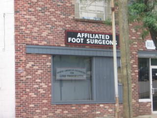 Affiliated Foot Surgeons