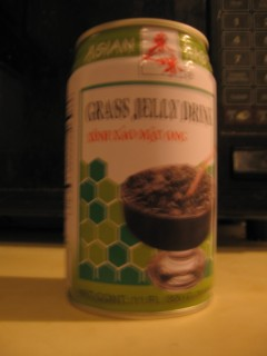 Grass Jelly Drink