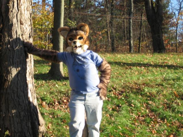 Tree Pose 3, Osbourne Park