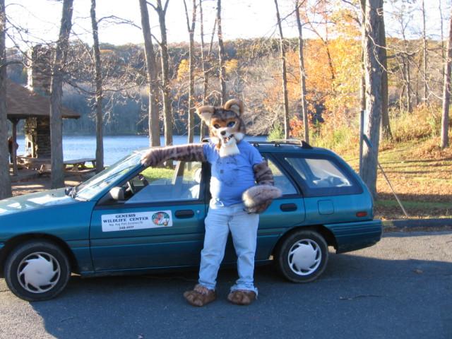 Genesis Wildlife Center Car, Osbourne Park