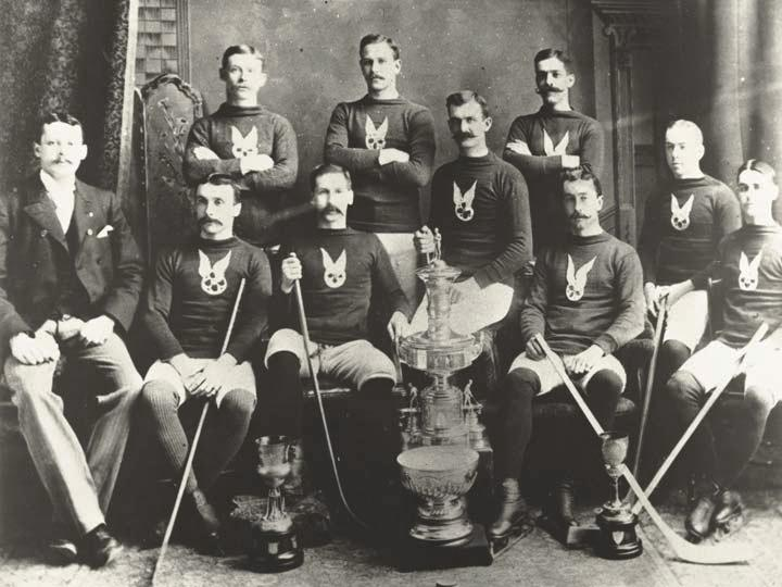 First_Stanley_Cup
