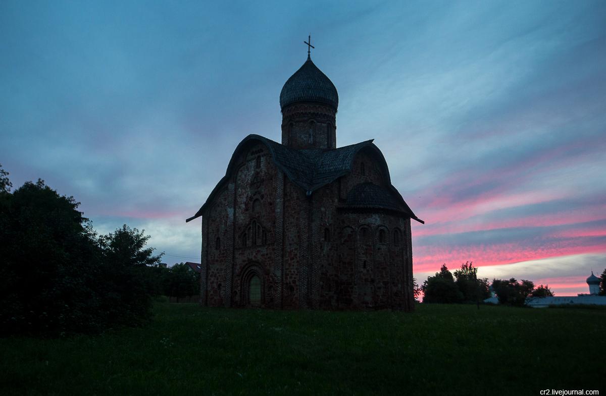 Великий Новгород. Древние храмы - 2
