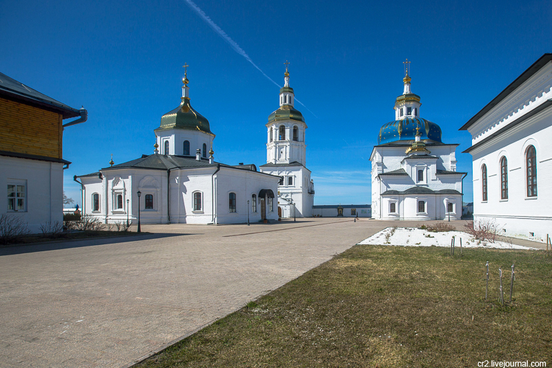 Дом Покровительницы Сибири