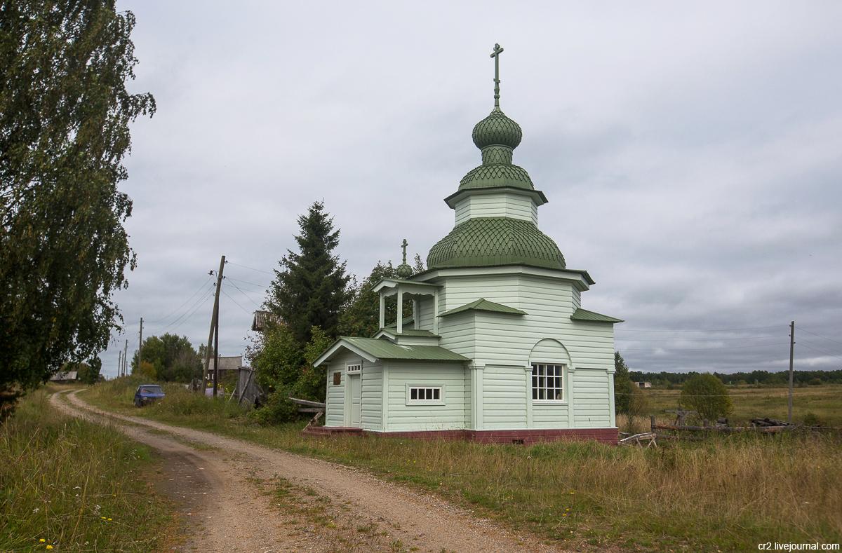 Архангельская область. Деревня Нёрмуша - место, откуда хочется побыстрее уехать