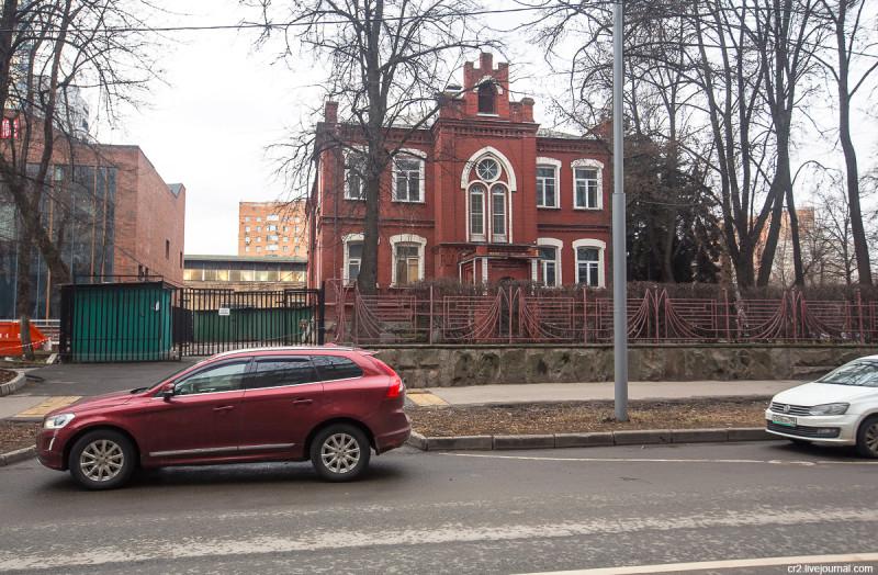 Москва. Прогулка по Ткацкой улице