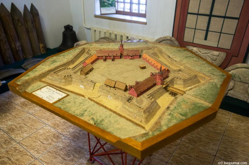 Крепость Ораниенбург. Чаплыгин (Раненбург). Липецкая область