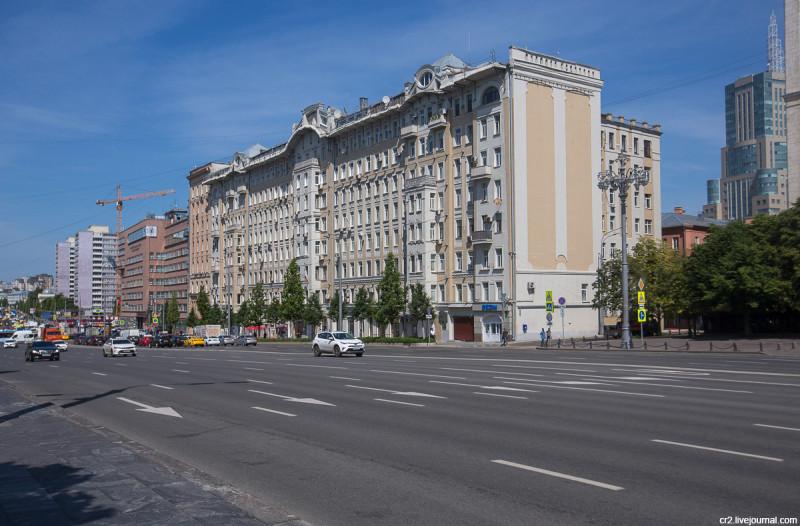 Доходный дом купца Афремова - первый московский небоскрёб