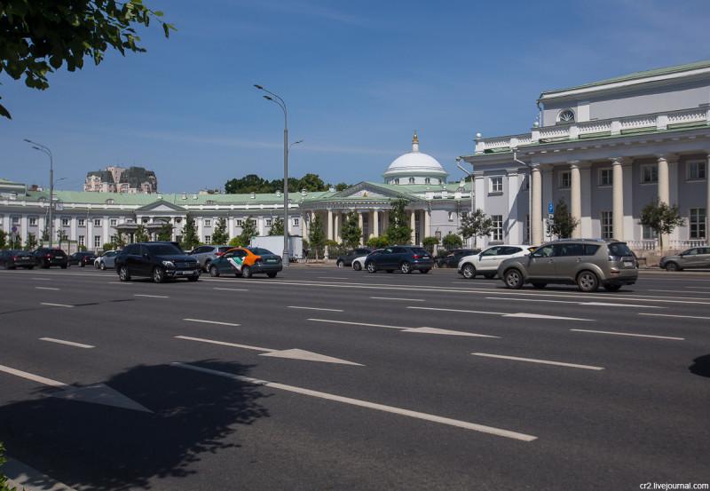 Институт скорой помощи имени Склифосовского (ещё 1 фото)
