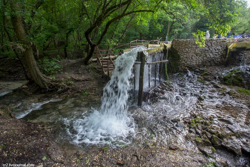 Путешествие к старинной мельнице