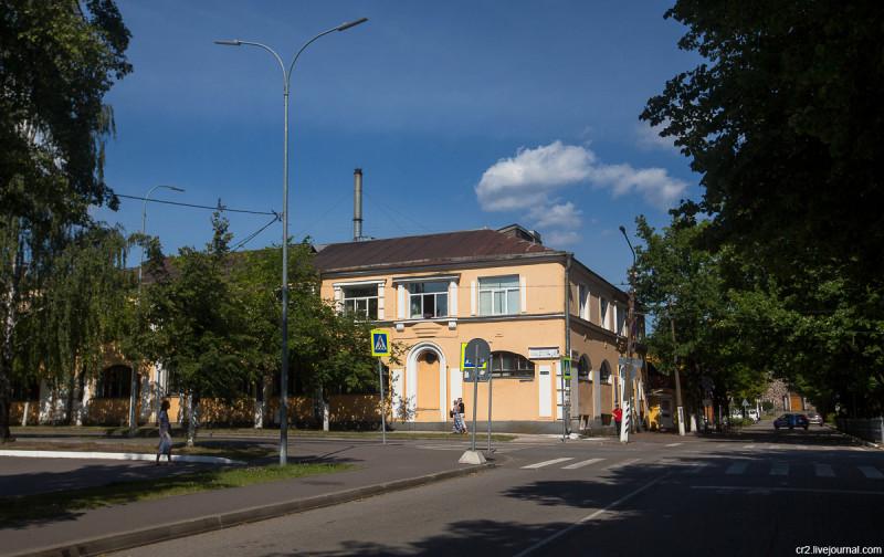 Приозерск, Ленинградская область