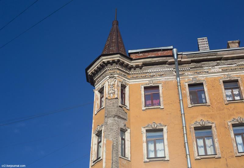 Доходный дом Богдановича. Санкт-Петербург