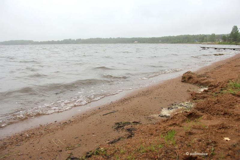 Озеро Крошнозеро. Карелия. Фото @podmoskva