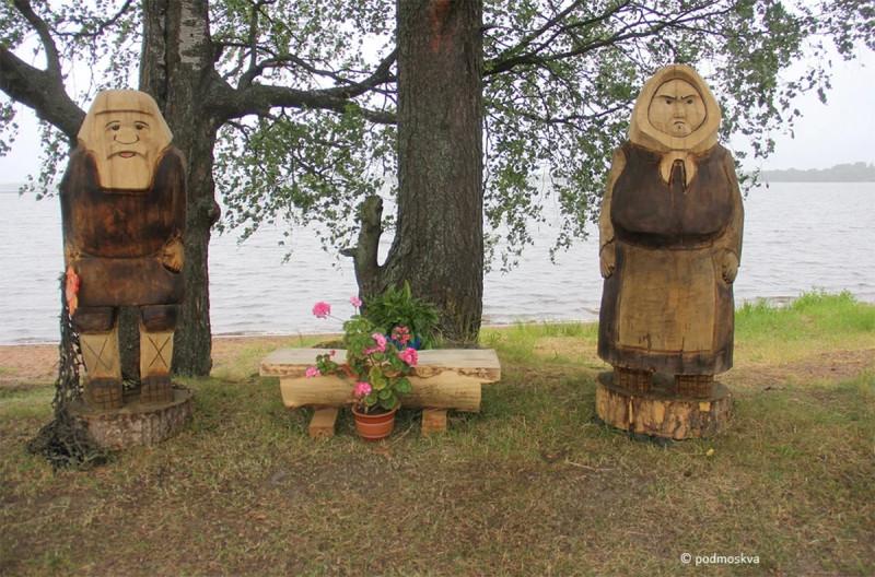 Крошнозеро. Карелия. Фото @podmoskva