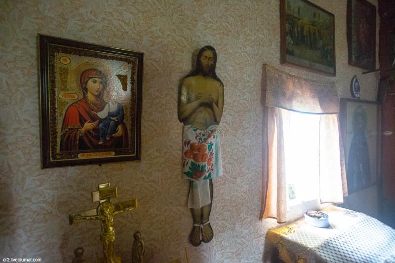 Часовня Смоленской Богоматери. Кинерма, Карелия