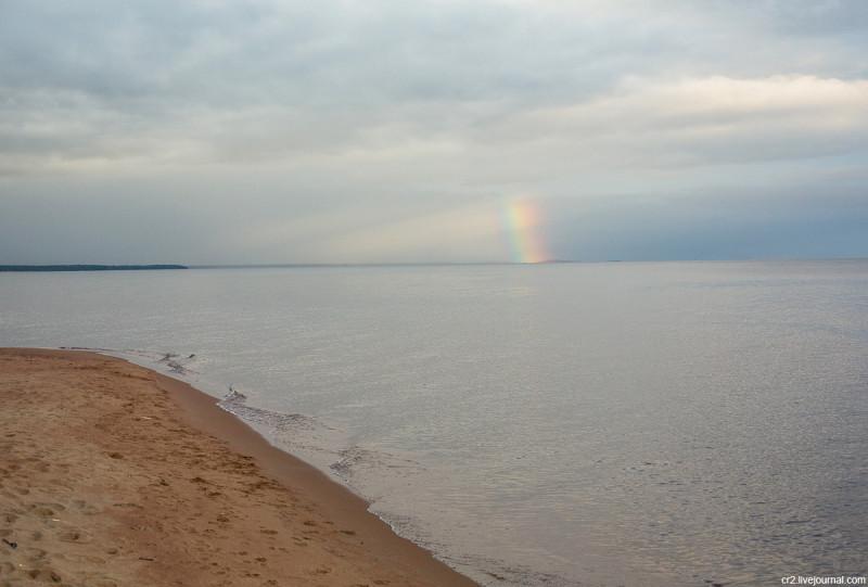 Ладожское озеро. Карелия
