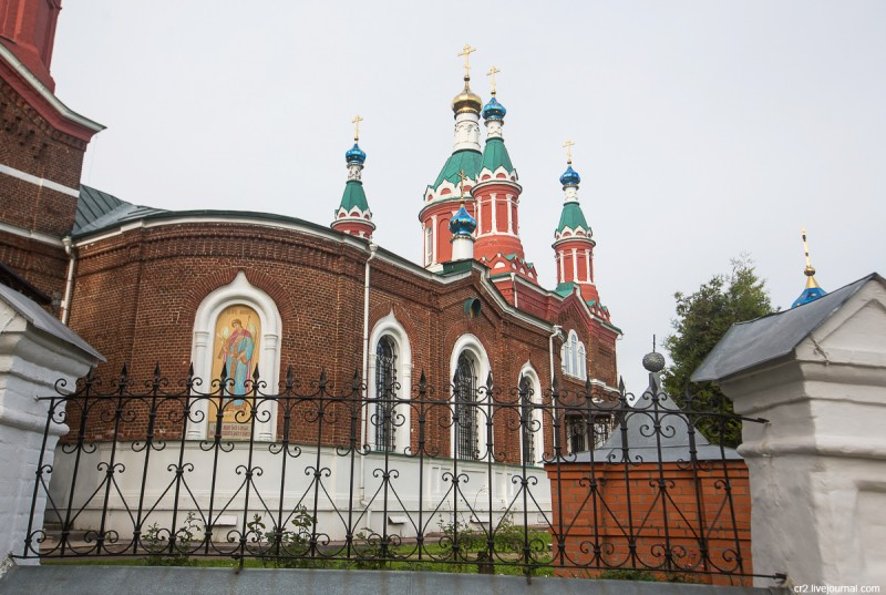 Церковь Георгия Победоносца. Игнатьево, Московская область