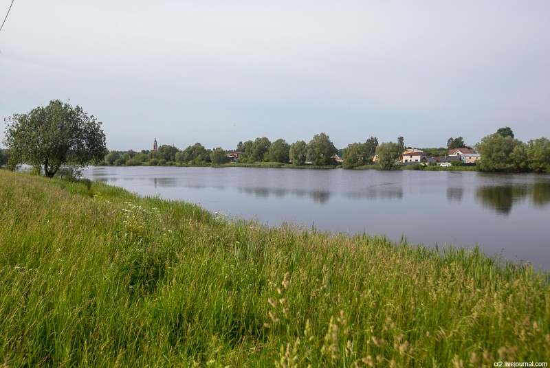 Озеро Новый БАМ. Московская область