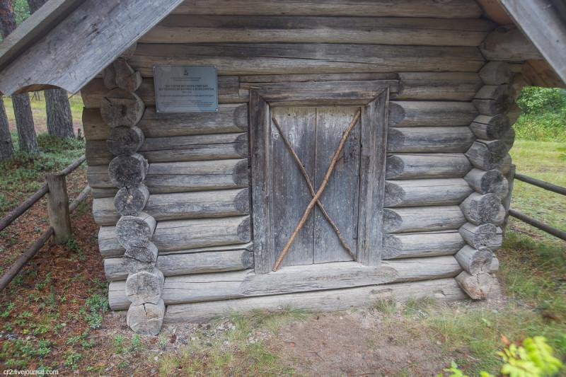 Часовня Кирика и Иулитты. Филипповская (Почозеро), Кенозерье, Архангельская область