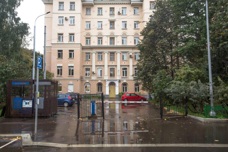 Дом трёх эпох. Москва. Нижние 3 этажа 18-го века. Фото автора статьи