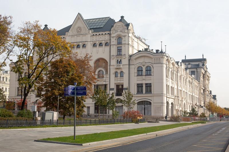 Политехнический музей. Москва. Фото автора поста