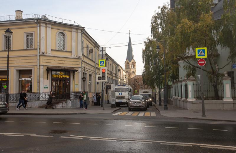 Евангелическо-лютеранский кафедральный собор Петра и Павла. Москва. Фото автора поста
