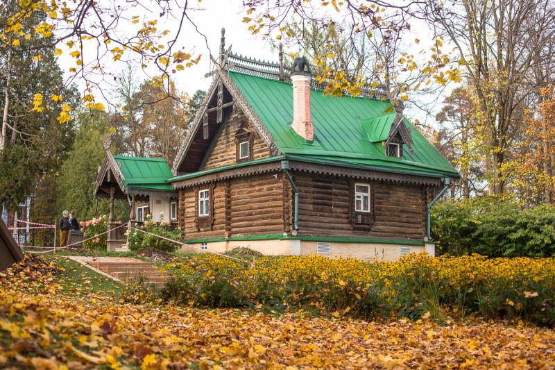 Усадьба Абрамцево. Фото автора поста