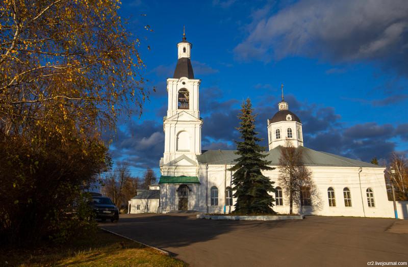 Церковь Живоносный Источник. Арзамас, Нижегородская область
